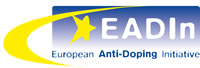Logo European Anti Doping Initiative - EADIn